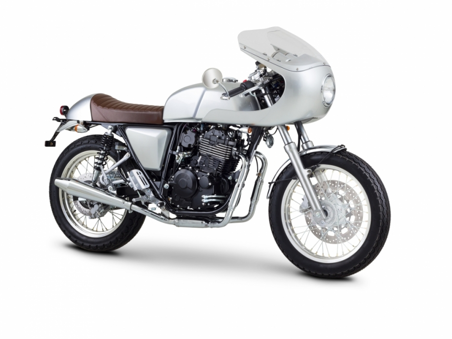 Classic 400 Cafe Racer