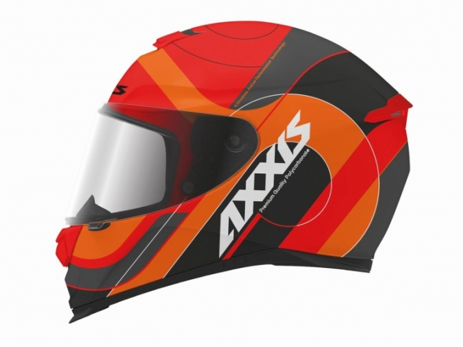 Kask AXXIS EAGLE SV RADICAL C0